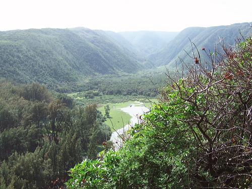 ポロル渓谷